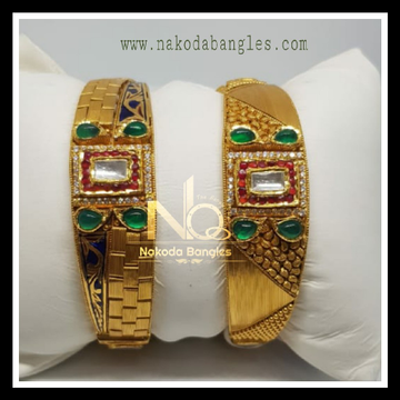 916 Gold Antique Patla NB-221