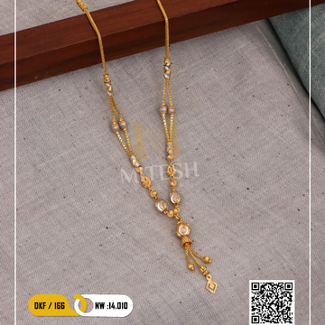 22k/916 GOLD DOKIYA