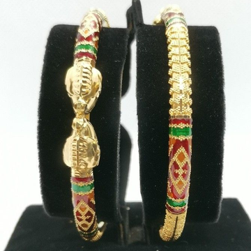 Meena Hathimuh Bangle