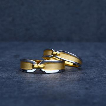 Couple Plain Ring-CR37
