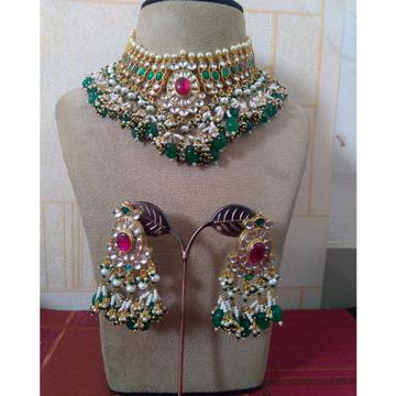 Jadtar necklace set 1840
