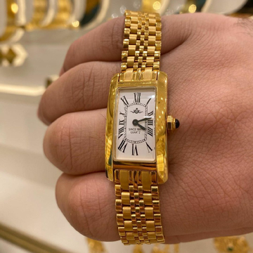 22kt Gold watch by
