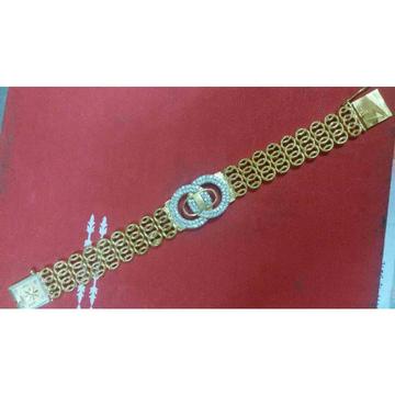 22kt Gold Fancy Bracelet Lucky