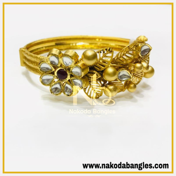 916 Gold Antique Kada NB - 464