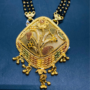 Mangal Sutra 916 by Devika Art Jewellery