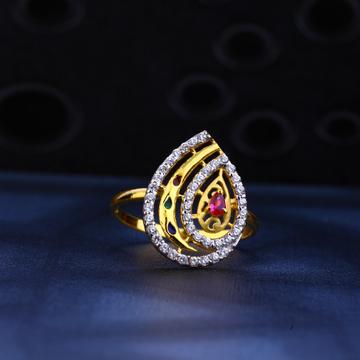 22kt Gold Classic Ring LR111