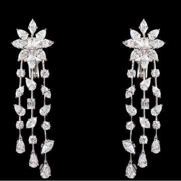 Diamonds Earrings JSJ0019