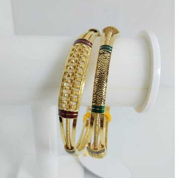 Gold 916 Exclusive Copper Kadli