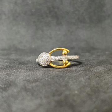 916 Ladies Fancy Exclusive Ring-17035