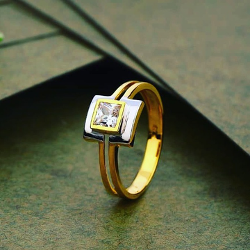 22CT GOLD GENTS RING by
