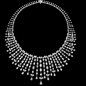 Diamonds NecklaceJSJ0193