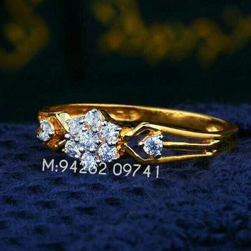 Work Were Cz Fancy Ladies Ring LRG -0165