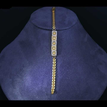 22 K Gold Bracelet. NJ-B01130