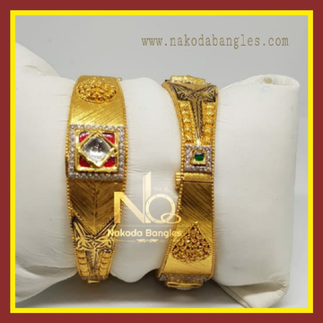 916 Gold Antique Patla NB-231