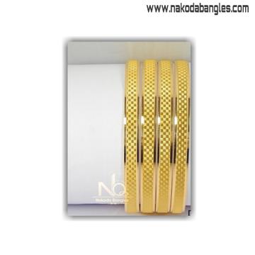 916 Gold Khilla Bangles NB - 1392