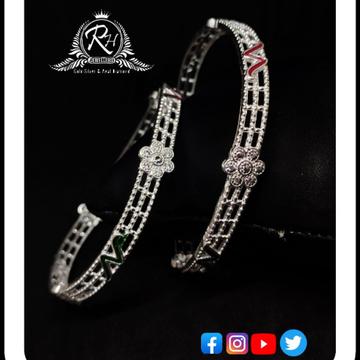 silver antic ladies bangles RH-LB079