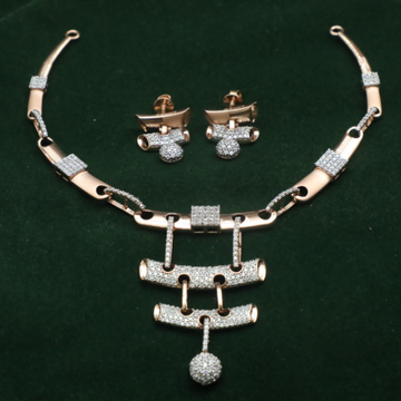 Necklace Set 18kt RNS0002
