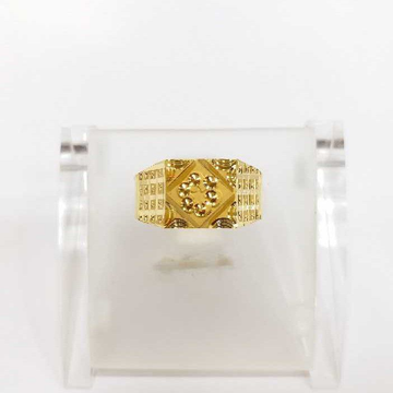 760 gold box rings RJ-B005