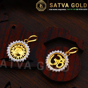 916 gold pendants SGP-0006