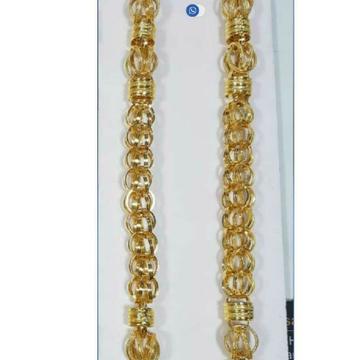 22KT Gold Fancy Indo Italian Chain