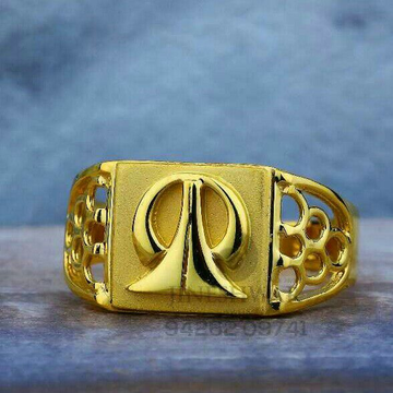 Offical Plain Casting Gents Ring 916