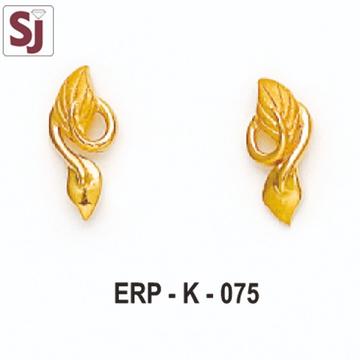 Earring Plain ERP-K-075