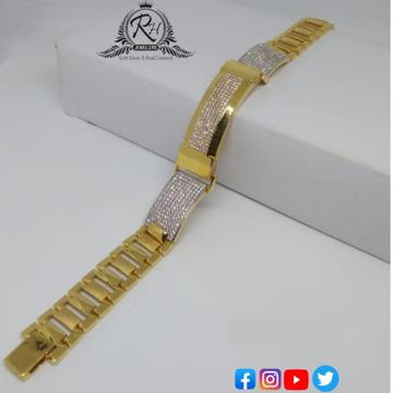 22 carat gold gents lucky RH-GL914