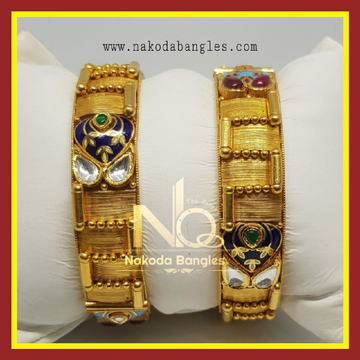 916 Gold Antique Patla NB-227