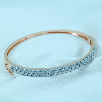 Gold diamond antique bracelet lB1-504 by