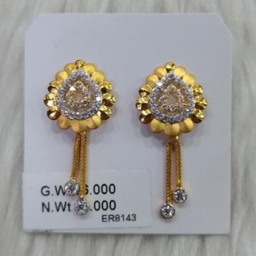 Earring 22kt/916 ER8143