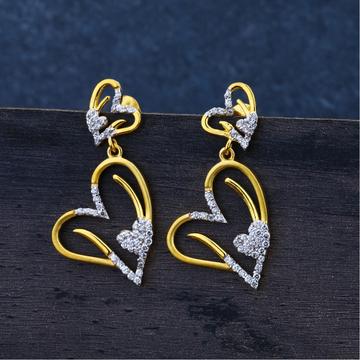 Ladies Gold 22K Jummar Earring Classic-LJE85