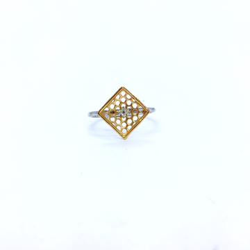 REAL DIAMOND FANCY RING FOR LADIES by