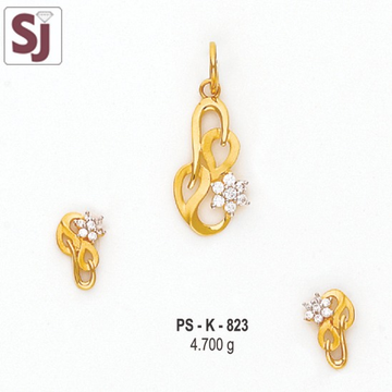 Pendant Set PS-K-823