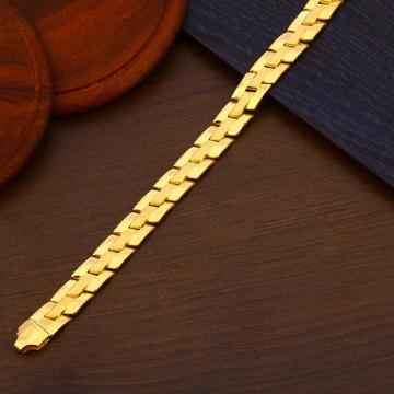 22kt Gold Hallmark Mens Bracelet MPB178