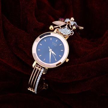 Rose Gold Ladies Watch-RLW10