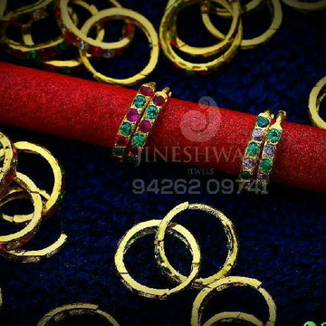 Exclusive multi color saniya bali