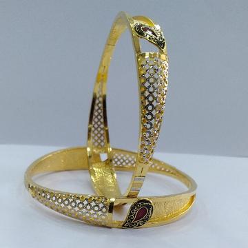 22KT/ 916 Gold fancy festival 2-in-1 design Cooper... by