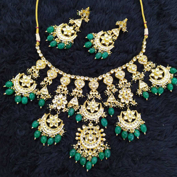 Beautiful Bridal Necklace Set#1029