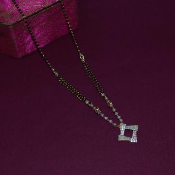 916 Hallmarked Fancy Mangalsutra by Simandhar Jewellers