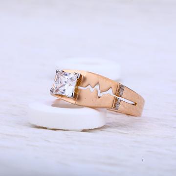 18kt Rose Gold Ring RMR34
