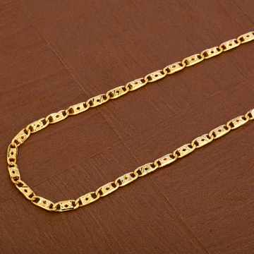Mens 916 Gold Chain-MNC35