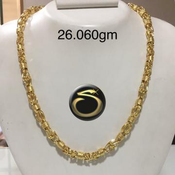 22KT Gold Indo italian Chain SC-RA0992