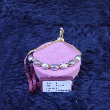 22KT/916 Yellow Gold Aliana Bracelet