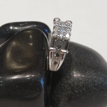 Silver antique design hallmark ring  by