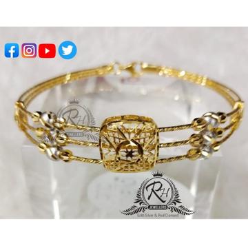 22 carat gold antic ladies kada RH-KD132