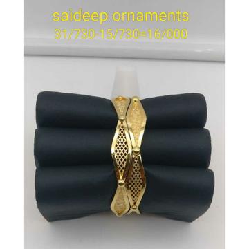 22 Kt Design Copper Kadli Bangle