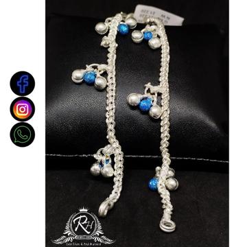 silver designs baccha payal RH-BP736