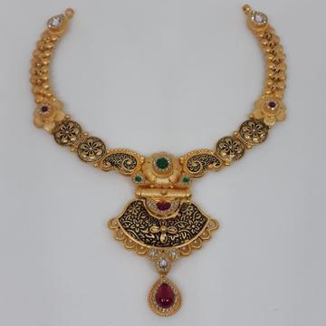 916 Antique Jadtar Set st/1179/160