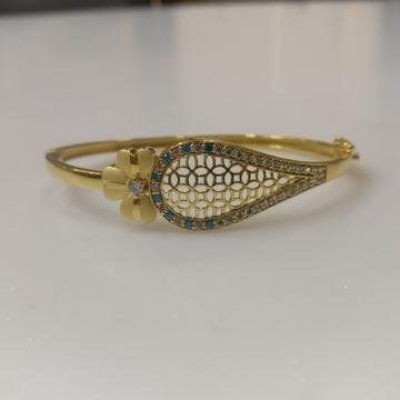 22kt gold Kada bracelet for women