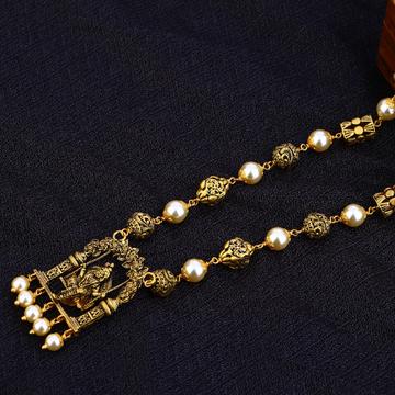 Lord Krishna Antique Design Ladies Moti ChainMala-AC89